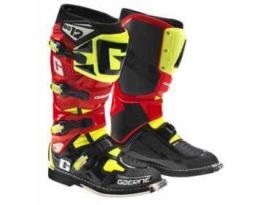 Gaerne SG-12 Boots - Red/Yellow