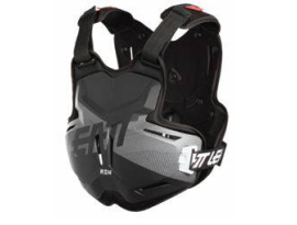 Leatt 2018 2.5 Rox Black Brushed Chest Protector