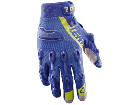Leatt 2018 GPX 5.5 Lite Blue Lime Gloves