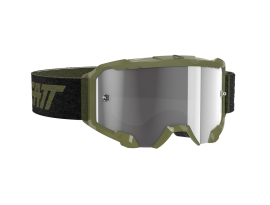Leatt Velocity 4.5 Forest and Light Grey Goggles 58%