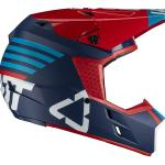 Leatt 2019 GPX 3.5 Ink/Blue Helmet Right Side View
