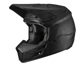Leatt 2019 GPX 3.5 Helmet - Tribe Black
