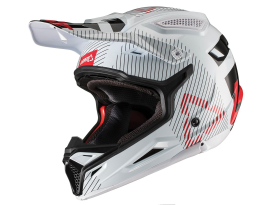 Leatt 2019 GPX 4.5 Helmet - White