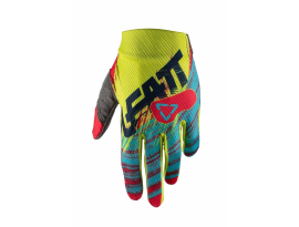 Leatt Youth 2019 GPX 1.5 Red Lime Gloves