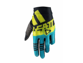 Leatt Youth 2019 GPX 3.5 Black Lime Gloves