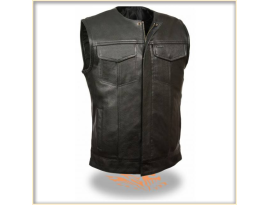Milwaukee Men's Snap Collared Vest
