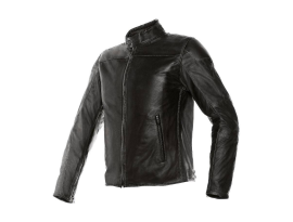 Dainese Mike Pelle Black Jacket