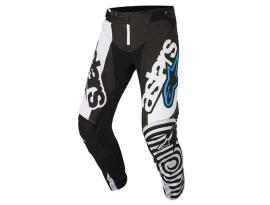 Alpinestars 2018 Techstar Venom Black White Pants