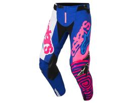 Alpinestars 2018 Techstar Venom Blue Pink Pants