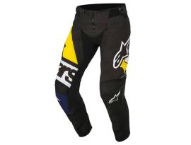 Alpinestars 2018 Techstar Factory Black Blue Pants