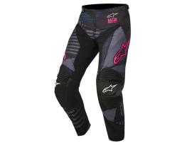 Alpinestars 2018 Tactical Black Pink Pants