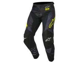 Alpinestars 2018 Tactical Black Yellow Pants