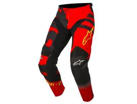 Alpinestars 2018 Racer Braap Red Black Pants