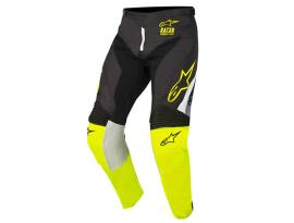 Alpinestars 2018 Racer Supermatic Black Yellow Pants