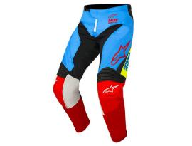 Alpinestars 2018 Racer Supermatic Aqua Black Pants
