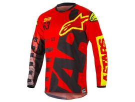 Alpinestars 2018 Racer Braap Red Black Jersey