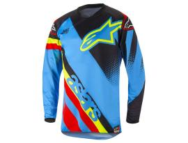 Alpinestars 2018 Racer Supermatic Aqua Black Jersey