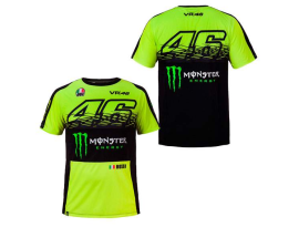 MotoGP Valentino Rossi Monster Monza Rally Replica T-Shirt