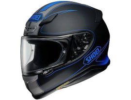 Shoei NXR Flagger TC-2 Blue Helmet