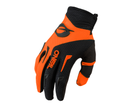 Oneal 2021 Youth Element Orange Black Gloves