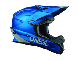 Oneal 2021 1 Series Solid Blue Helmet