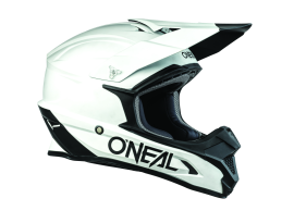 Oneal 2021 1 Series Solid White Helmet