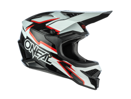 Oneal 2021 3 Series Voltage Black White Helmet