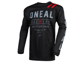 Oneal 2021 Element Dirt Black Grey Jersey