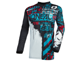 Oneal 2021 Element Ride Blue Jersey