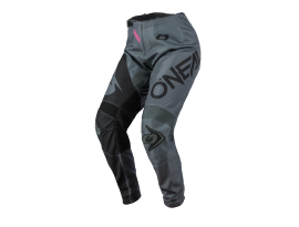 Oneal 2021 Youth Element Racewear Grey Pink Pants