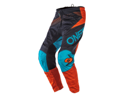 Oneal 2020 Element Factor Grey Orange Blue Pants