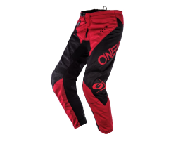 Oneal 2020 Element Racewear Black Red Pants