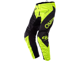 Oneal 2020 Element Racewear Black Yellow Pants