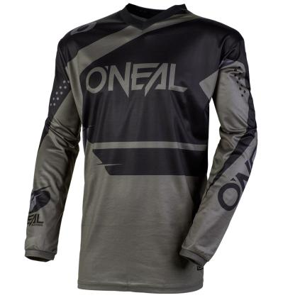 Oneal 2020 Youth Element Racewear Black Grey Jersey