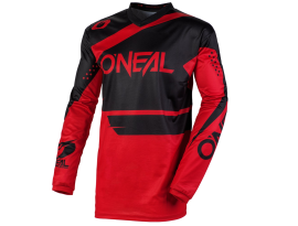 Oneal 2020 Youth Element Racewear Black Red Jersey