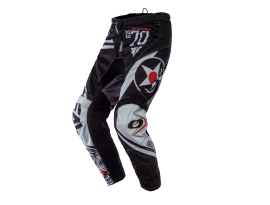 Oneal 2020 Element Warhawk Black Grey Pants