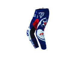 Oneal 2020 Element Warhawk Blue Red Pants