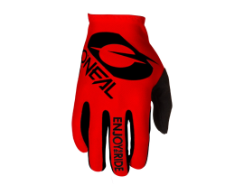 Oneal 2021 Matrix Stacked Red Gloves