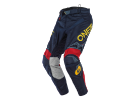 Oneal 2020 Hardwear Reflexx Navy Yellow Pants