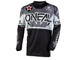 Oneal 2020 Youth Element Warhawk Black Grey Jersey