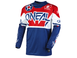 Oneal 2021 Youth Element Warhawk Blue Jersey