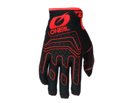 Oneal 2021 Sniper Elite Black Red Gloves