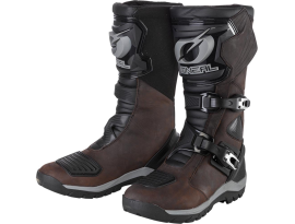 Oneal Sierra Pro WP Crazy Horse Brown Boots