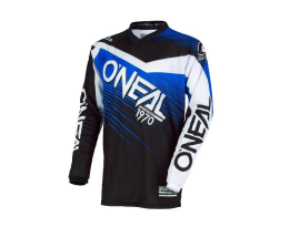 Oneal 2018 Element Racewear Black Blue Jersey