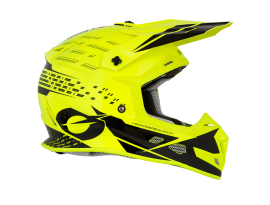 Oneal 2019 5 Series Trace Black/Yellow Helmet
