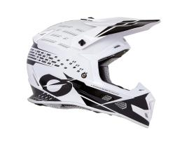 Oneal 2019 5 Series Trace Black/White Helmet