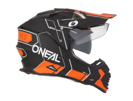 Oneal 2020 Siera II Comb Black/Orange Helmet