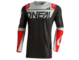 Oneal 2021.5 Prodigy Limited Edition Black Grey Red Jersey