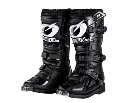 Oneal 2021 Youth Rider Pro Black Boot