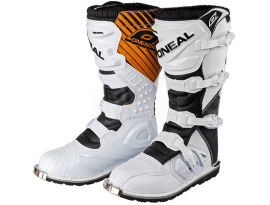 Oneal 2018 Rider White Boots